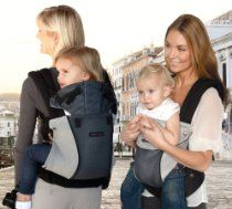 9450388bdd0 lillebaby COMPLETE Baby Carrier Airflow - Charcoal Grey Best Baby Sling