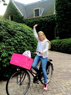 """koninklijkhuis: """" """"""""As previously announced on March 20, 2015, Princess Catharina-Amalia today began high school at the Christian school Sorghvliet in The Hague. It is in the interest of the Princess that she can attend her school in peace. The..."""