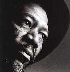 Morgan Freeman- great actor