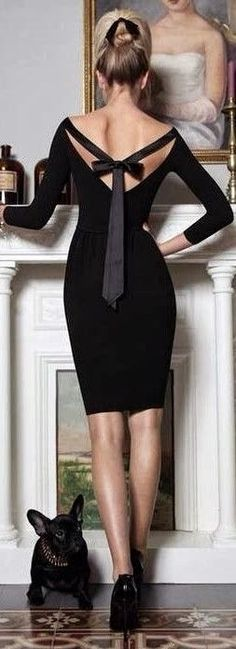 Perfect Little Black Dress (=)