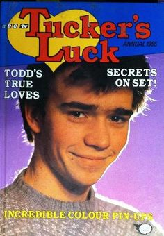 Tucker's Luck Annual 1985 ft. Todd Carty
