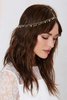 Lark Charm Head Piece