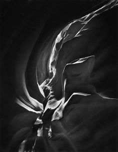 Bruce  Barnbaum - Layers_ Antelope Canyon