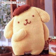 FREE Amigurumi Fat French Bunny Crochet Pattern and Tutorial