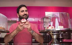 Opening an American-style bakery in London came with huge challenges, but cupcake fan, Tarek Malouf, is set to open a seventh UK store.