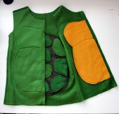Seussical Costumes, Group Halloween Costumes, Boy Costumes, Family Costumes, Ninja Turtle Birthday, Turtle Party, Ninja Turtles, Diy Ninja Turtle Costume, Turtle Costumes