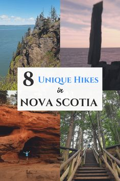 Hiking Trails in Nova Scotia - 8 unique hikes to discover! Alberta Canada, Quebec, Ottawa, Montreal, East Coast Canada, Nova Scotia Travel, Ontario, Places To Travel, Places To Visit
