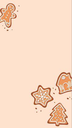Holiday Iphone Wallpaper, Cute Christmas Wallpaper, Holiday Wallpaper, Free Iphone Wallpaper, Iphone Background Wallpaper, Fall Wallpaper, Christmas Background, Aesthetic Iphone Wallpaper, Illustration Noel