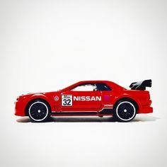 Gran Turismo Nissan Skyline GT-R 32 #hotwheels #hwc #nissan #skyline #skylinegtr #granturismo #jdm #toypics #toycrew #diecast #diecastphotography