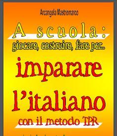Il testo proposto è un file PDF di 200 pagine circa, dedicato all'insegnamento dell'italiano, principalmente in caso di L2, attraverso il Metodo TPR.