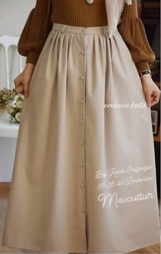 Muslim Fashion, Modest Fashion, Hijab Fashion, Fashion Dresses, Hijab Style Dress, Casual Hijab Outfit, Long Skirt Outfits, Islamic Clothing, Mode Hijab