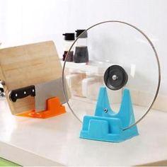 Spoon-Pot-Lid-Shelf-Cooking-Storage-Kitchen-Decor-Tool-Stand-Holder