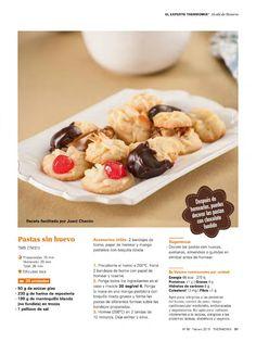 Thermomix magazine nº 88 [febrero by Ada Wong - issuu Chocolate Fundido, Ada Wong, Cupcakes, Pasta, Make It Simple, Waffles, Magazine, Cookies, Breakfast