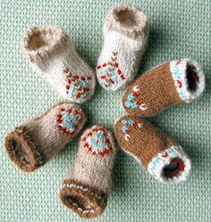 For the little feet