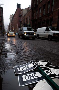 Crosby Street #NYC