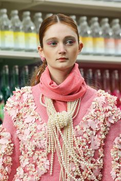 Chanel - Fall 2014 Ready-to-Wear