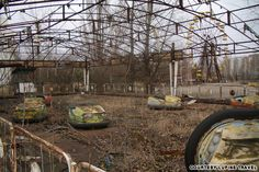 7 of the freakiest places on the planet   CNN TravelChernobyl Amusement Park: Pripyat, Ukraine