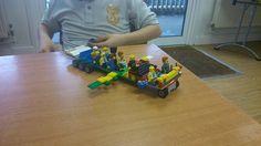 Fine motor activity for boys #Lego #OT