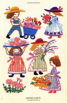 Amazon.com: An Embroidery Sampler (9780870407581): Ondori Publishing Company: Books