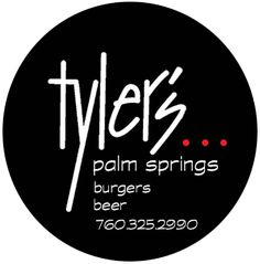 Tyler's Burgers Palm Springs Ca - @laicyann - jeff said best burger he's EVER had - I had egg salad - ah-mazing!!