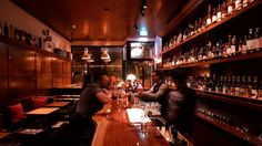 Brunswick Street gets the ultimate in niche whisky bars