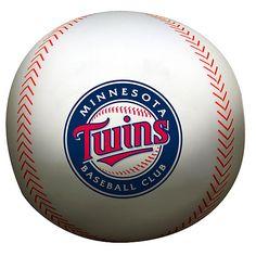 Minnesota Twins Baseball Pillow
