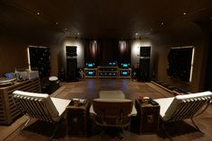 Karakutu Akustik / Listening room