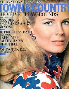 Candice Bergen- July 1969