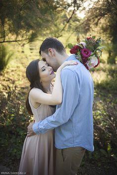 Engagement Photo Shoot - Irina Dascalu Photography