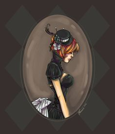 Pretty Profile  by ~NoFlutter  Manga & Anime / Digital Media / Drawings©2010-2012 ~NoFlutter