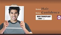 Want To Get Youthful Experience Again? Interested in a Hair Transplant in Navi Mumbai?  Your Top Destination For Hair Transplant Is Nubello . Now in 5000 Rs EMI get your Hair Transplant Done