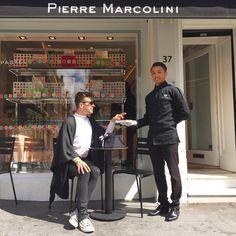 "The Rollinson London on Instagram: ""Sir, I would like some more please!  #pierremarcolini #ashtonjeanpierre #therollinsonlondon"""