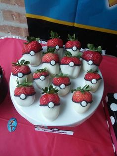 Pokemon sweet table!