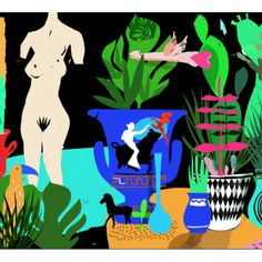 Philippos Theodorides » Illustrations www.printsin.com