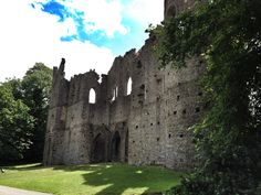 The Jealous Wall… Ireland's Largest Folly: Mullingar, Co. Westmeath