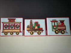 The Raymond Crawford Holiday Express club, at Nashville Needleworks, Brentwood, TN
