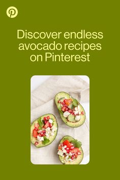 Guac out for these delicious and healthy recipes all including avocado.
