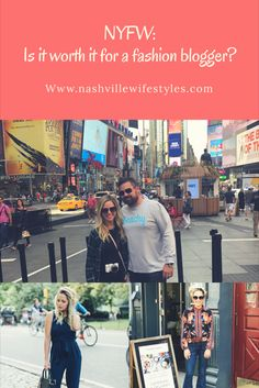 My First Time at New York Fashion Week Day-by-Day || WAS IT WORTH IT? by Nashville fashion blogger Nashville Wifestyles