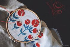Yumiko higuchi embroidery もっと見る
