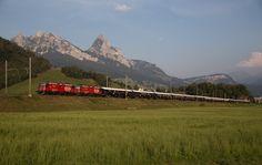 Venice Simplon Orient Express, Swiss Railways, Basel, Train, Mountains, Nature, Swiss Guard, Naturaleza, Nature Illustration