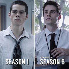 He's grown up so fast //Teen Wolf//Stiles Stlinski//