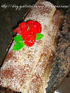 Rotolo Al Cioccolato, Ricetta Giallo Zafferano
