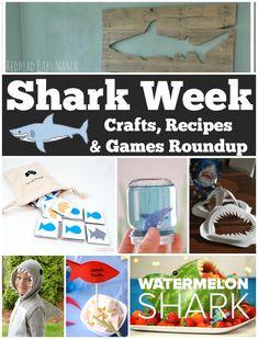 Shark Week Fun