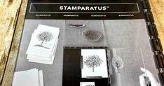 Tip – Stamparatus Basics Paper Bag Scrapbook, Scrapbook Albums, Scrapbook Supplies, Scrapbook Cards, Scrapbooking, How To Make A Paper Bag, Image Stamp, Photo Processing, Creative