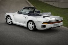 One of the ultimate icons of 1980s, the Porsche 959 stands out as much for its technological advancements as it does for its excess. What's more than a 959? A one-off 959 convertible, like the white one that has recently hit the market in a small northern Italian town near Venice. A listing on...