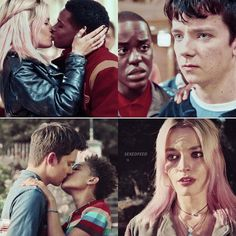 Maeve and Otis or Otis and Ola? Series Movies, Tv Series, Drama Series, Dramas, Le Vent Se Leve, Asa Butterfield, Movies Showing, Aesthetic Pictures, Favorite Tv Shows