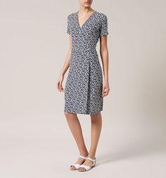 Mabel Wrap Dress