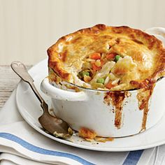 These easy pot pie recipes feature chicken pot pie, seafood pot pie, turkey pot pie, pork pot pie, and other delicious pot pie recipes. Seafood Pot Pie, Seafood Seasoning, Seafood Dishes, Crab Dishes, Seafood Meals, Seafood Boil, Crab Recipes, Pie Recipes, Cooking Recipes