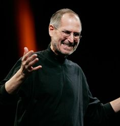 Apple co-founder Steve Jobs has earned the top spot in Fortune magazine's list of the top 12 entrepreneurs of our time. Jobs bested Microsoft's Bill Gates, FedEx's Fred Smith and Amazon's Jeff Bezos.