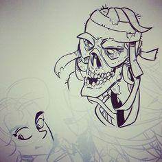 Work in progress.. #drawing #sketch #art #themummy